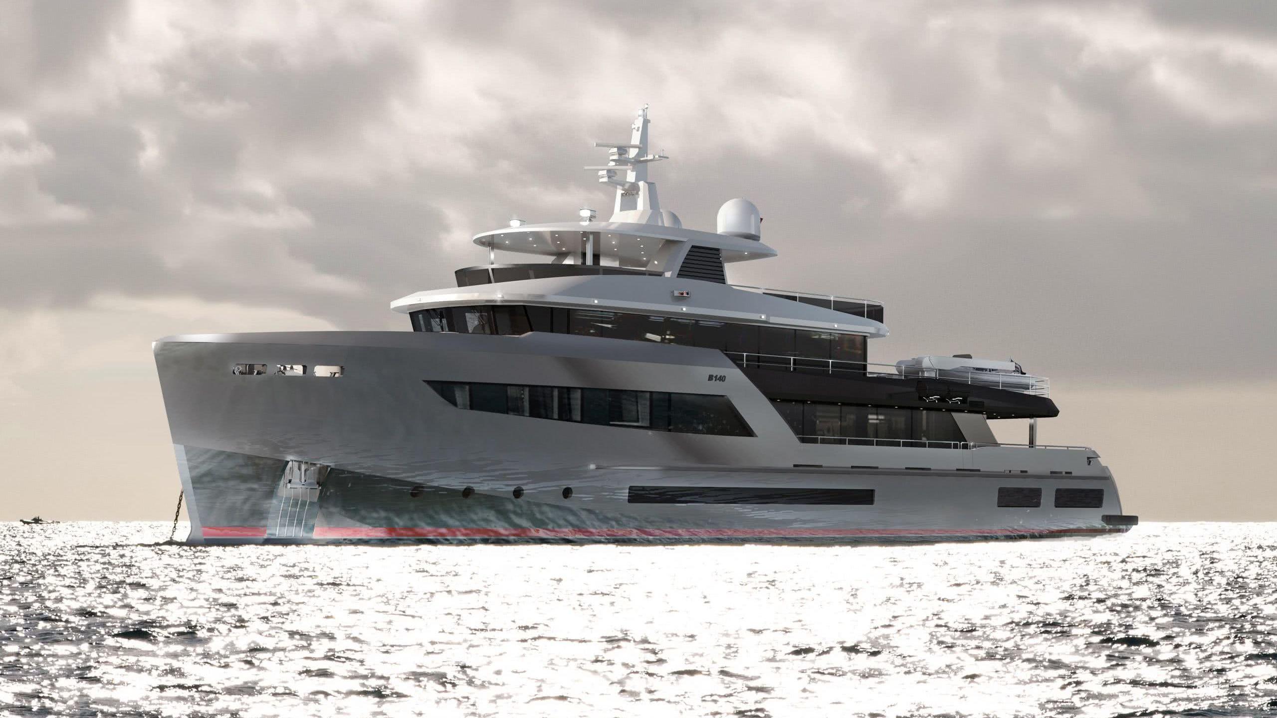 Bering 145 Explorer Yacht