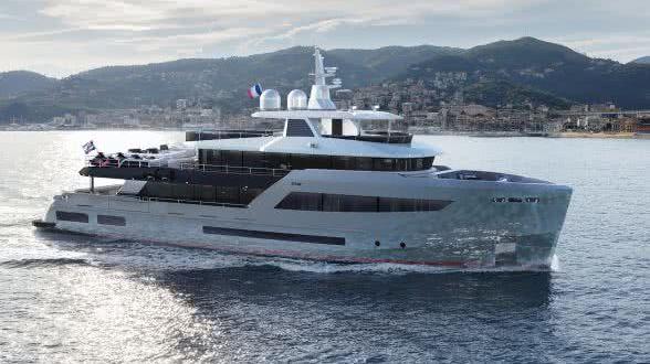 Bering 145 Yacht