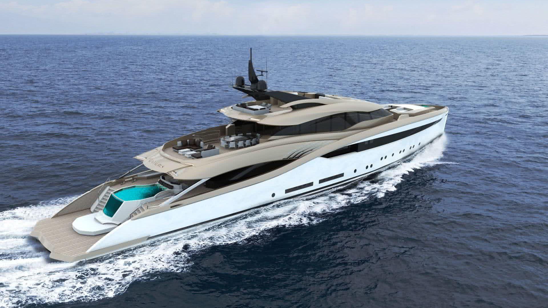 KENTAURUS Alpha Marine Yacht Design