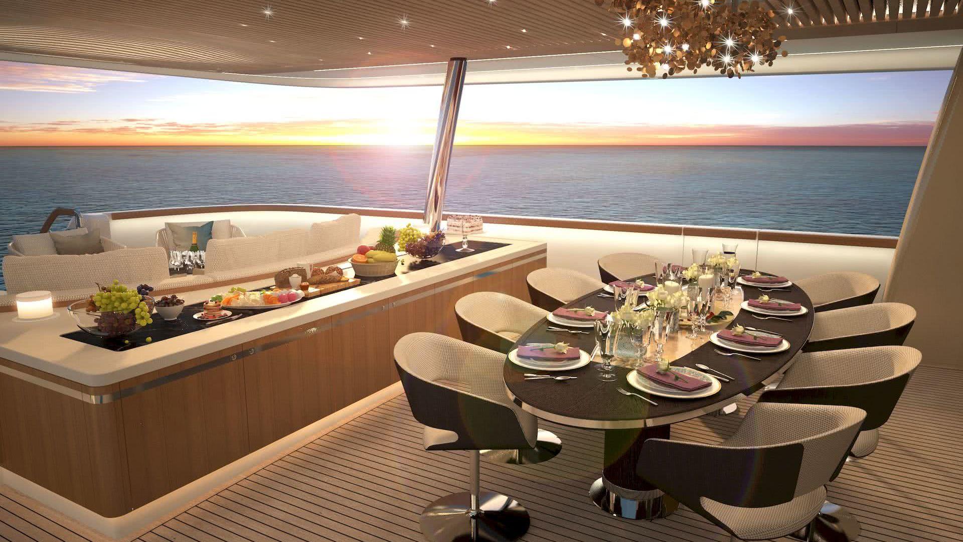Lady Lene Yacht 34m Explorer Van der Valk