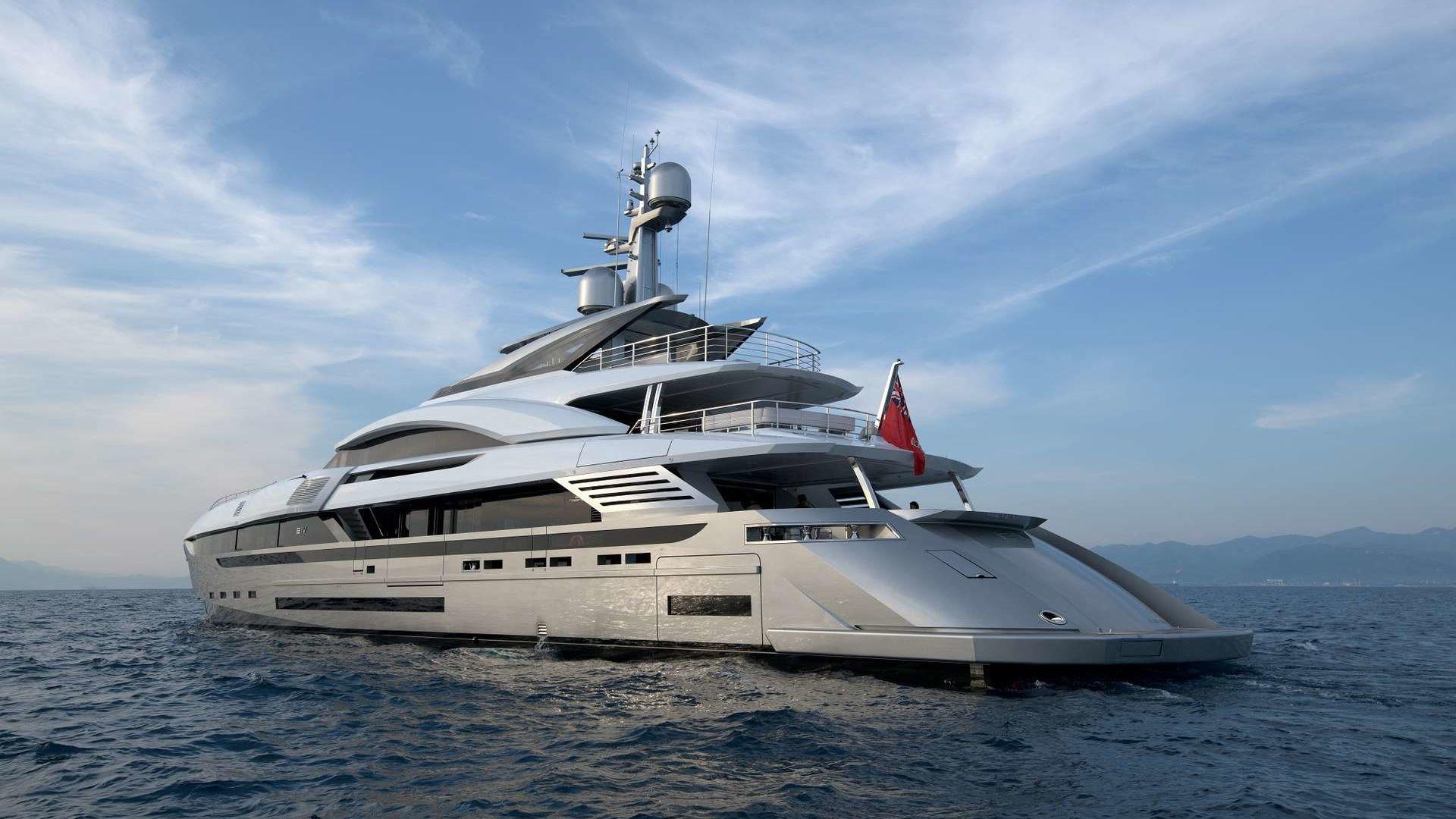 Motor Yacht EIV Rossinavi