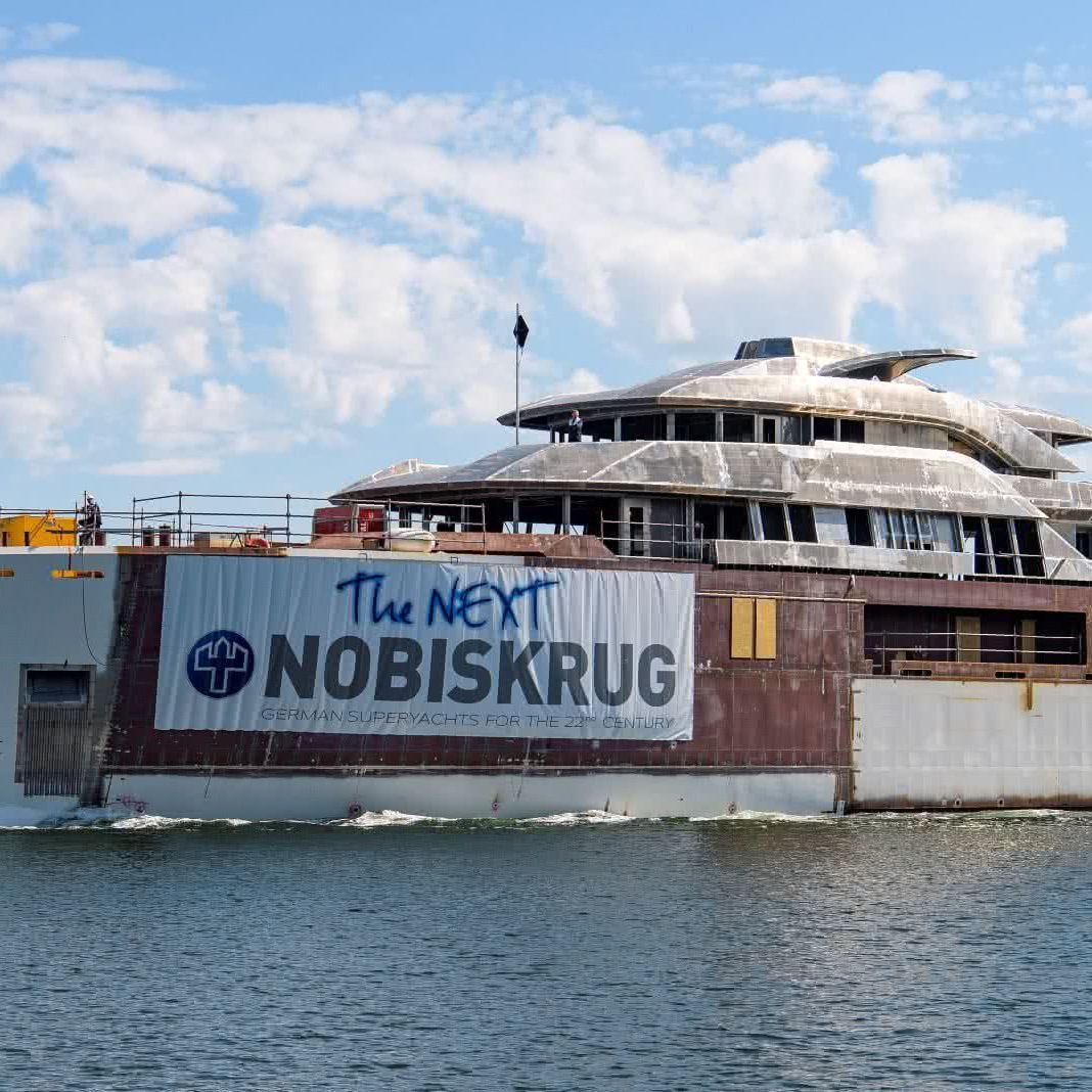 Nobiskrug Superyachts Project 794 Yacht