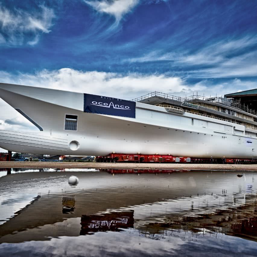 Oceanco Yacht 109m Sinot Yacht Architecture