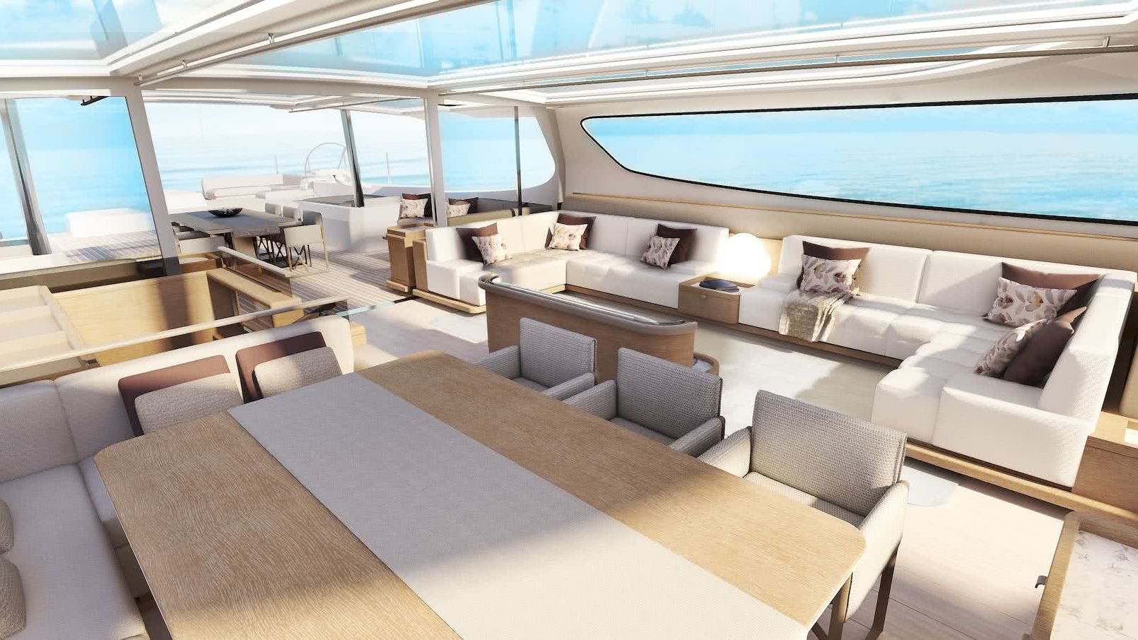 RP42 Sailing Yacht Interior Design Unlimited