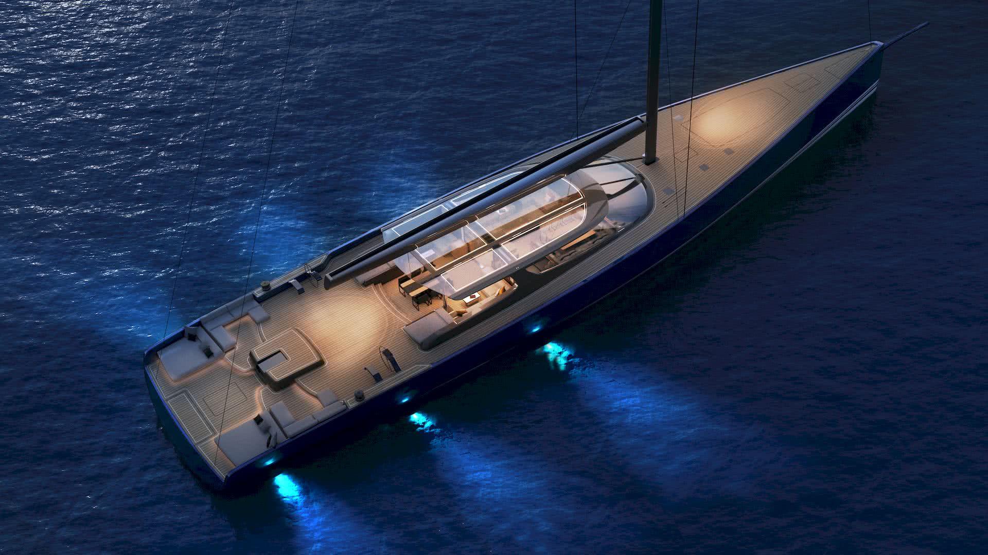 RP42 Sailing Yacht Design Reichel/Pugh