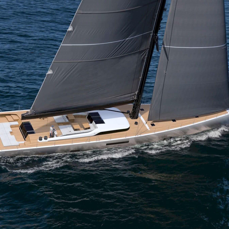 Solaris 111 Sailing Yacht