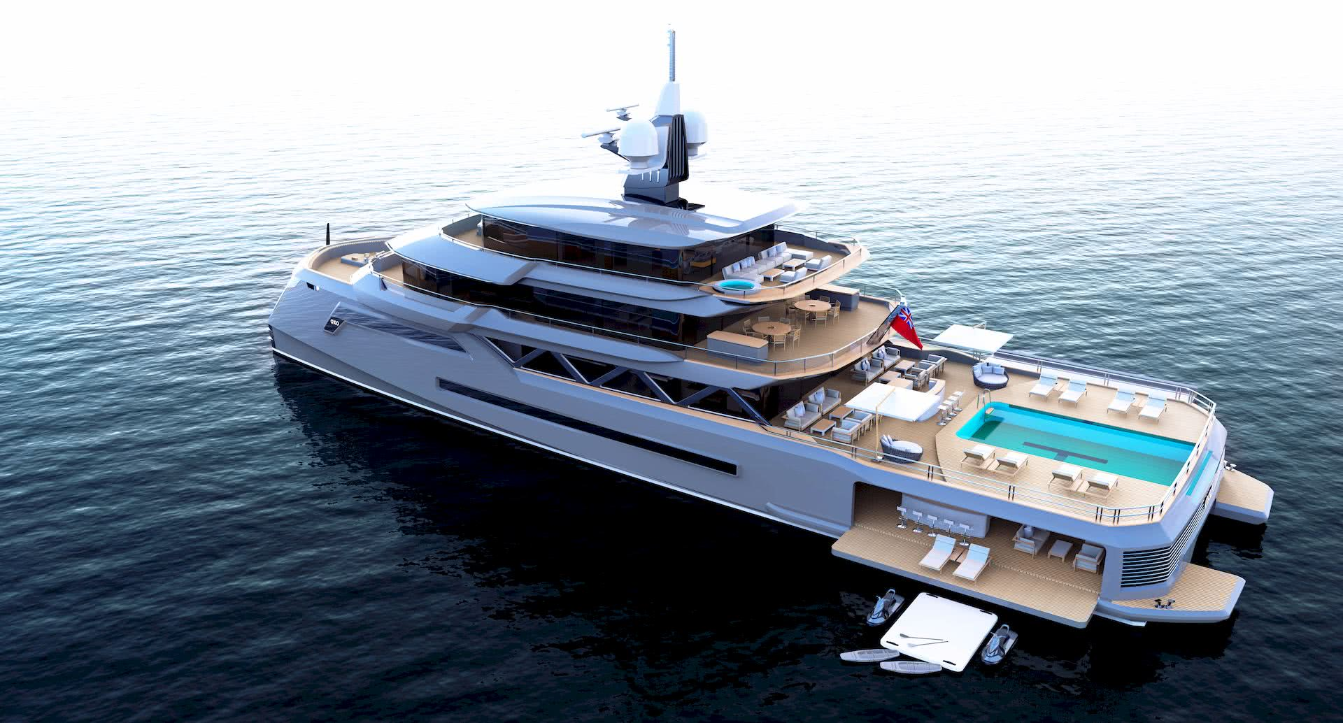 OXO Catamaran VOM Yacht Design