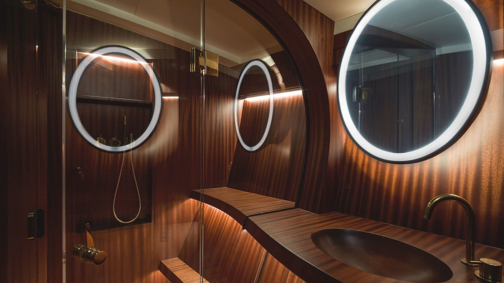 Spirit 111 Sailing Yacht Interior