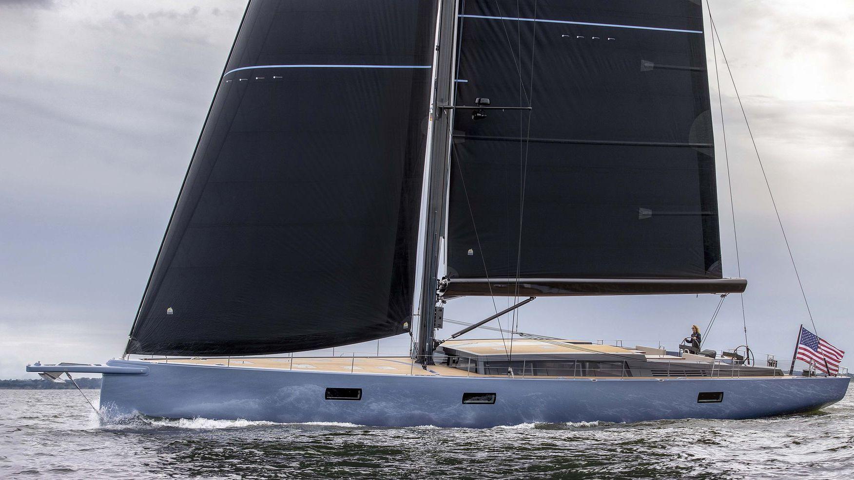 YYachts Y9 Tripp 90 feet Sailing Yacht