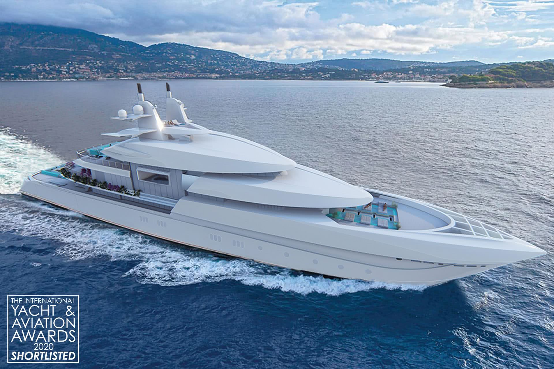 Leaf Lorenzo Squadrito Yacht Design InMind