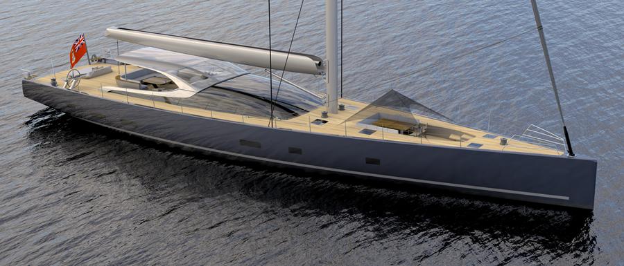 MM38 Malcolm McKeon Yacht Design