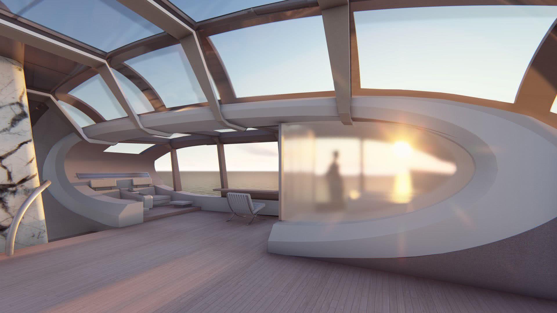 Snake Lorenzo Squadrito Yacht Design InMind