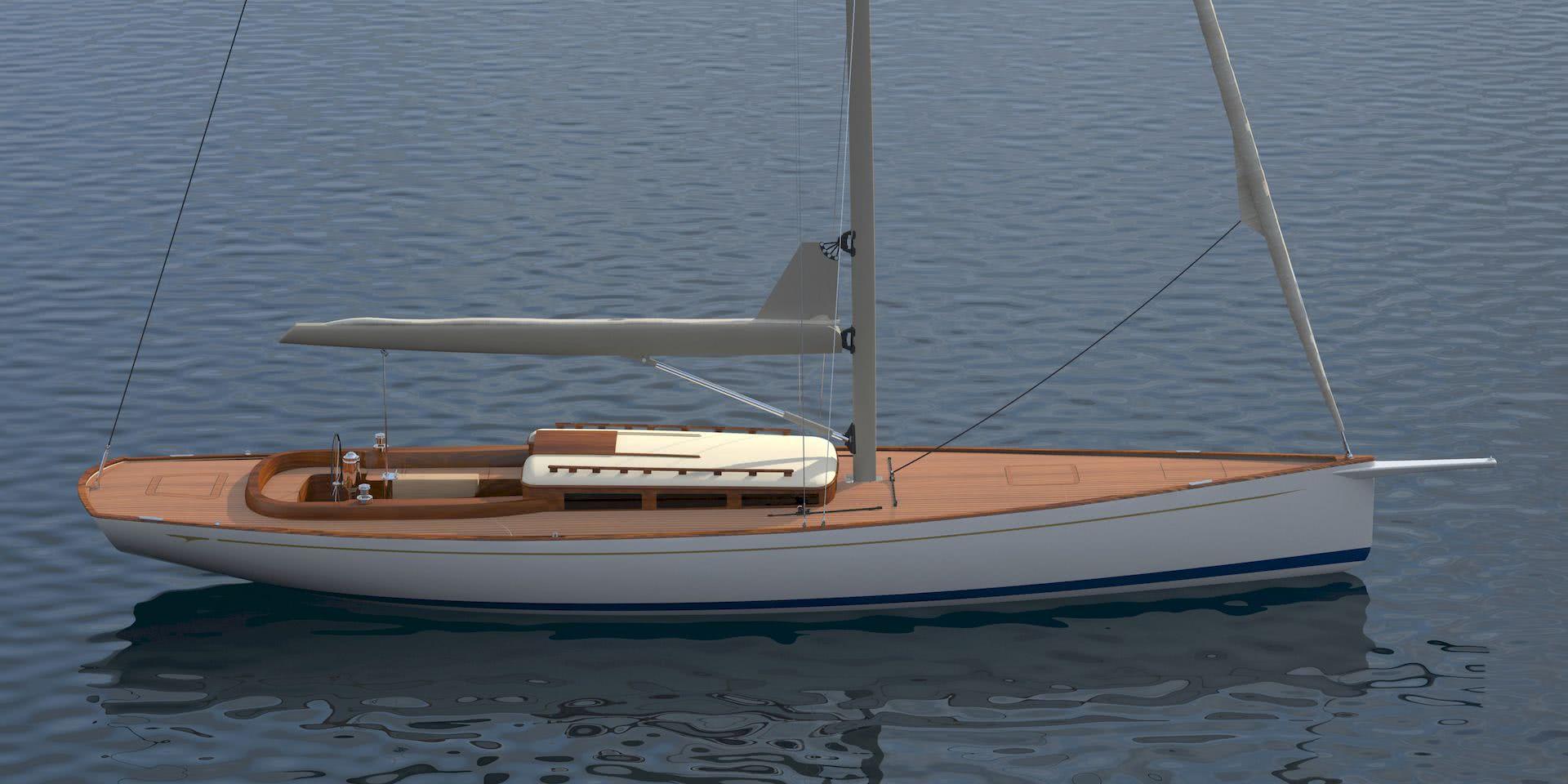Trintella 50 German Frers Sailing Yacht