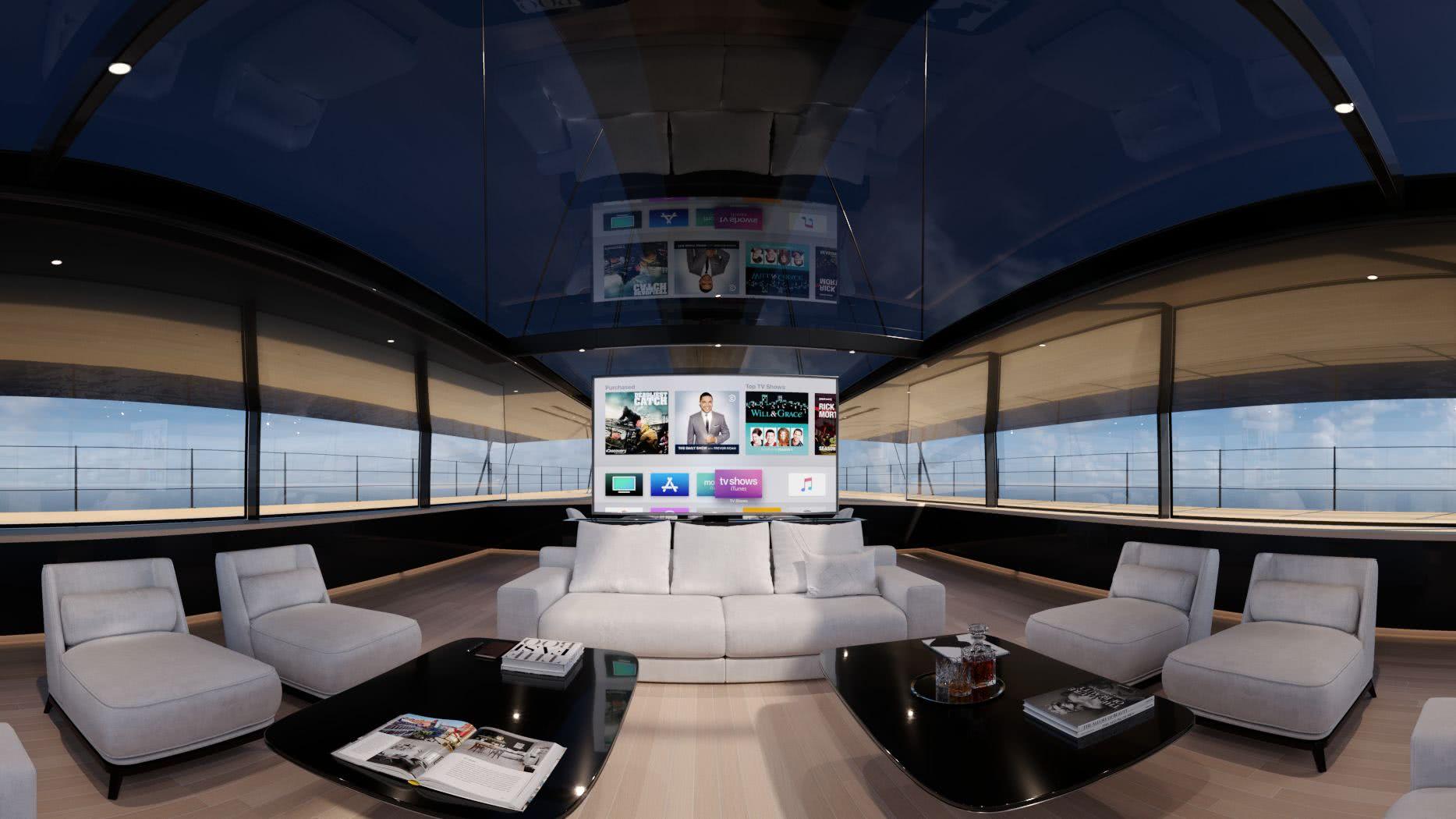 Apex 850 Sailing Yacht