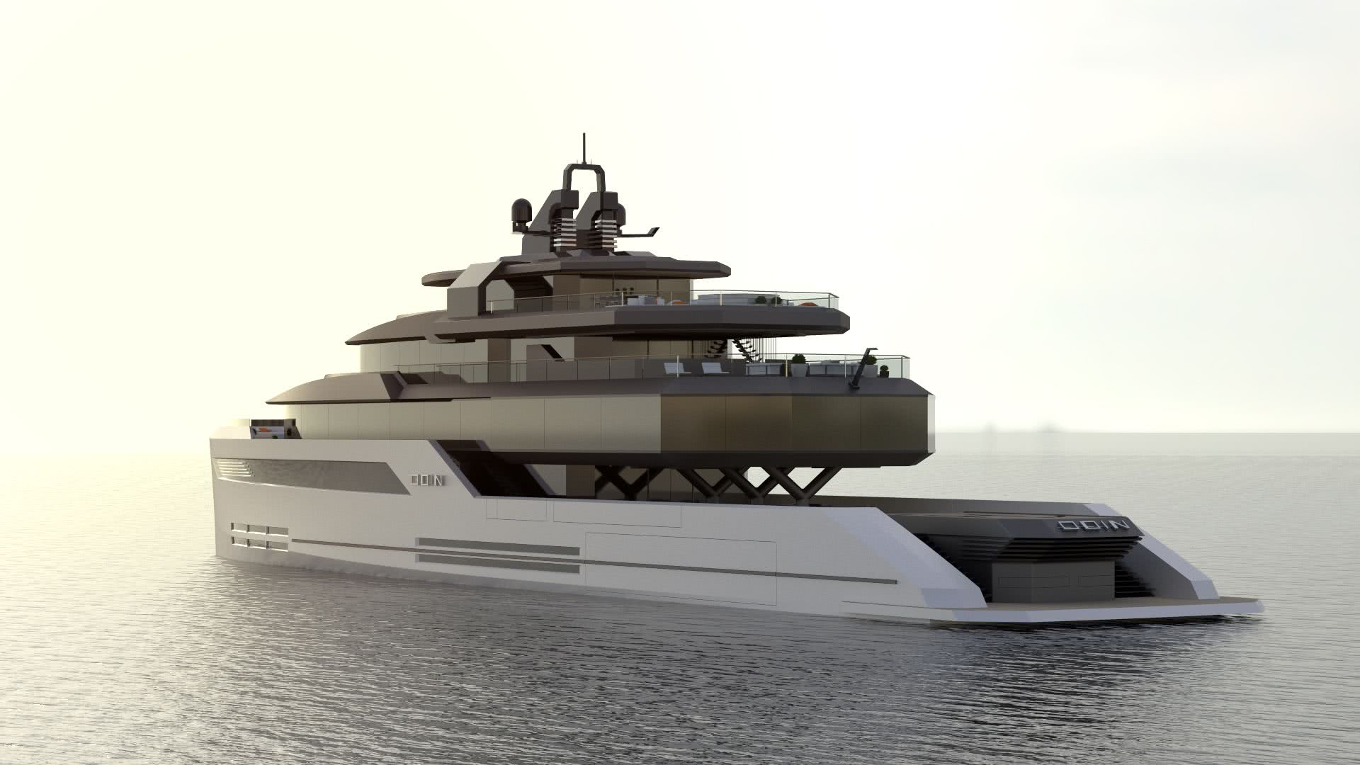 Odin Yacht Joe Ricketts