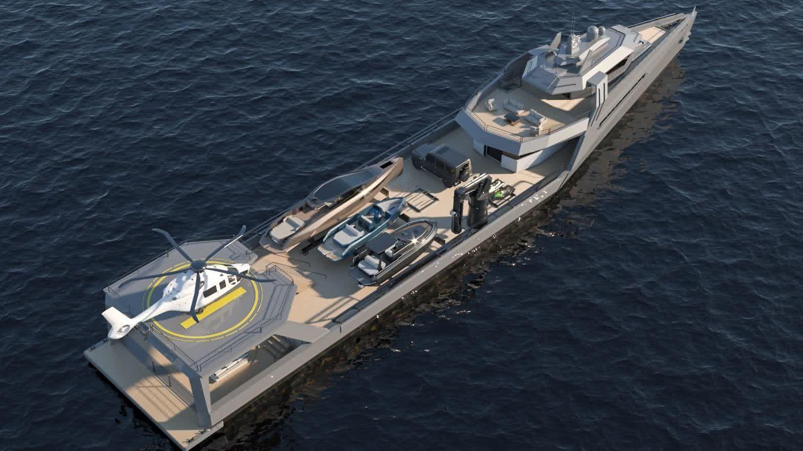 Support Yacht Bhushan Powar