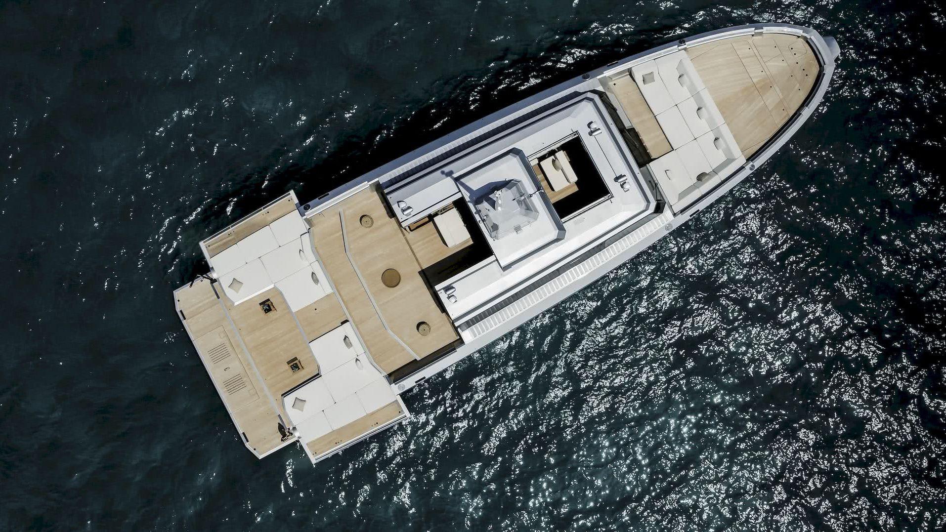 Atlantico Yacht Pastrovich 12