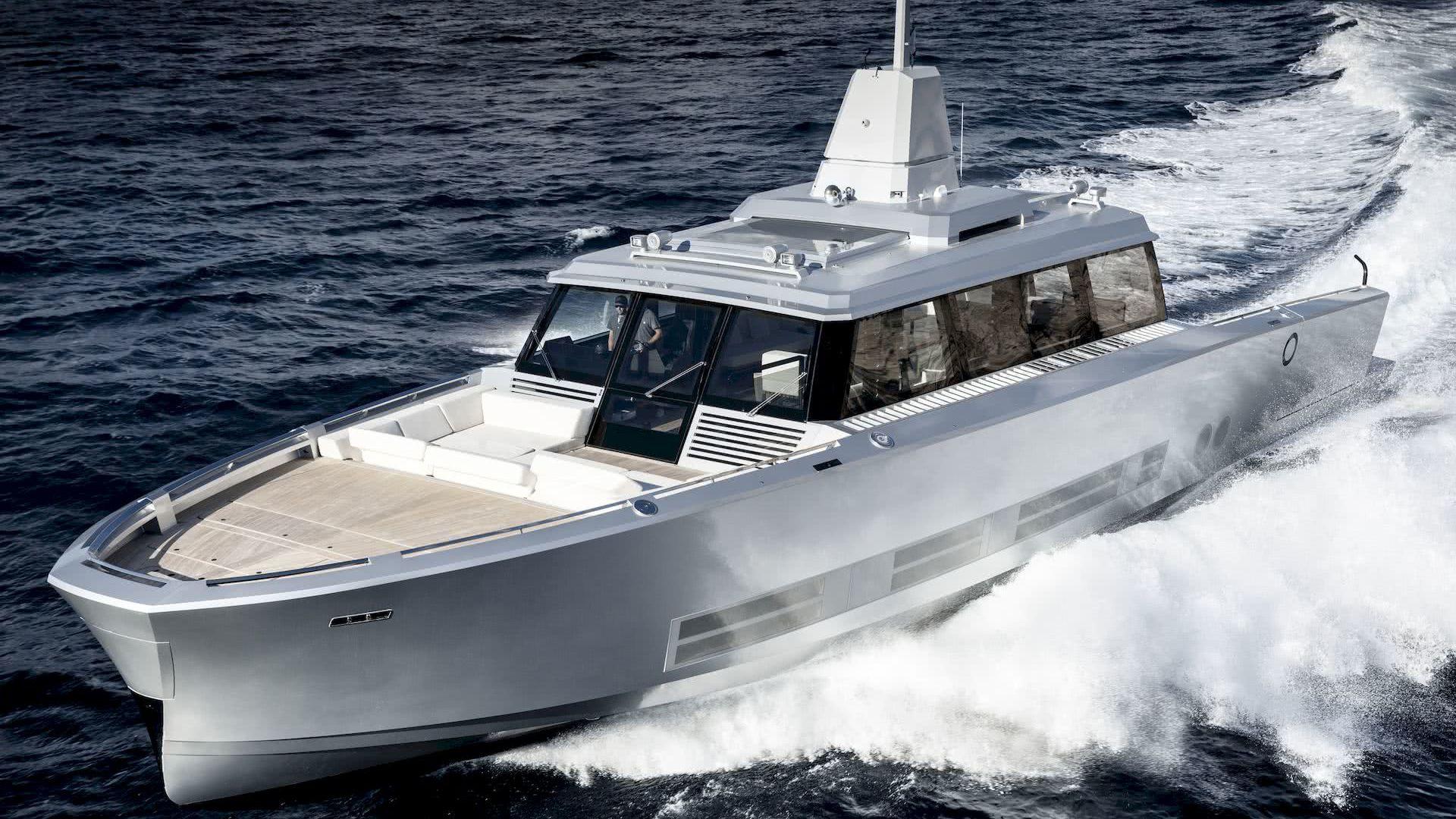 Atlantico Yacht Pastrovich