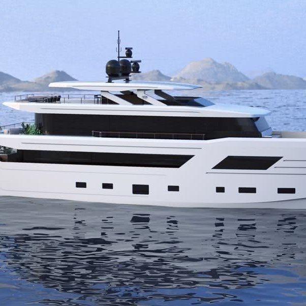 Motor Yacht ECHO OB Yacht Design