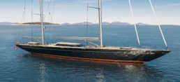 Sailing Yacht Design Pevero Gianmarco Cardia