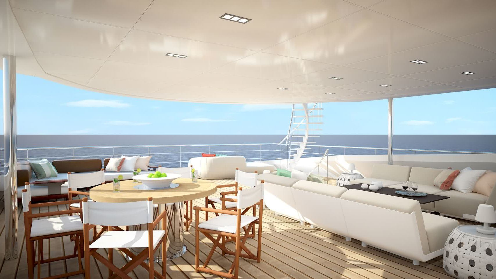 50m Motor Yacht MP Design
