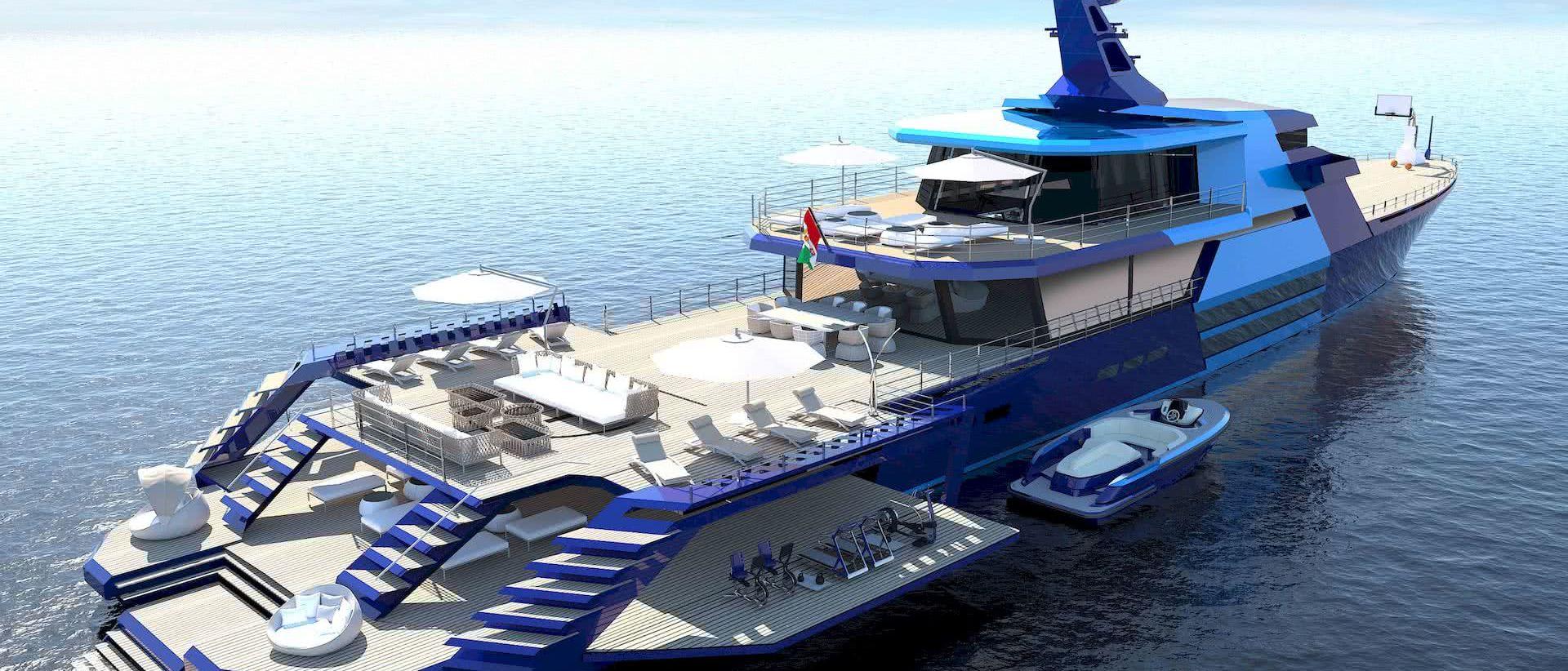56m explorer yacht valerio rivellini