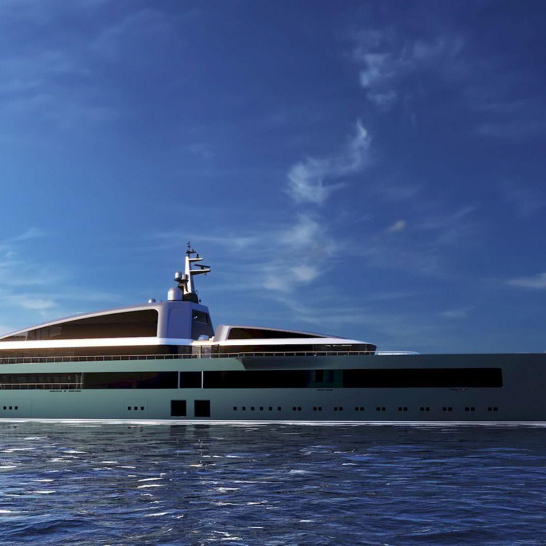 Motor Yacht NOW Piredda Partners