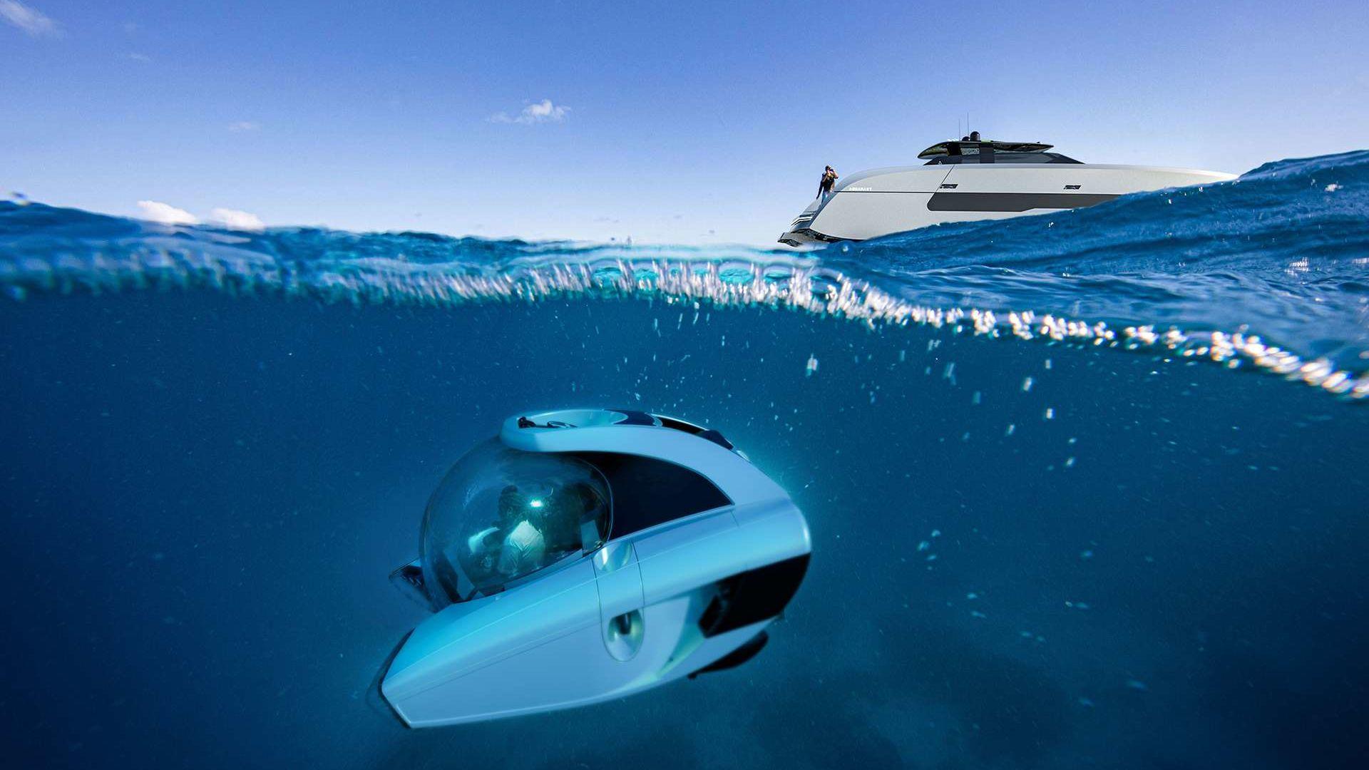 Aquanaut Yacht Officina Armare