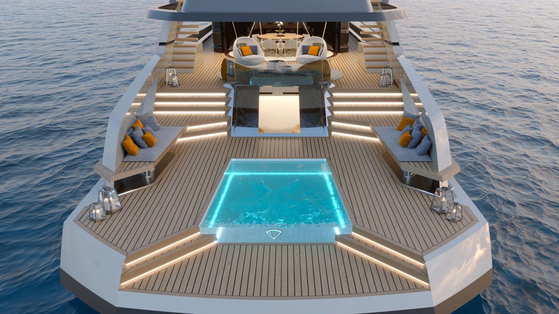 Tankoa Yachts Linea Sportiva Motor Yacht